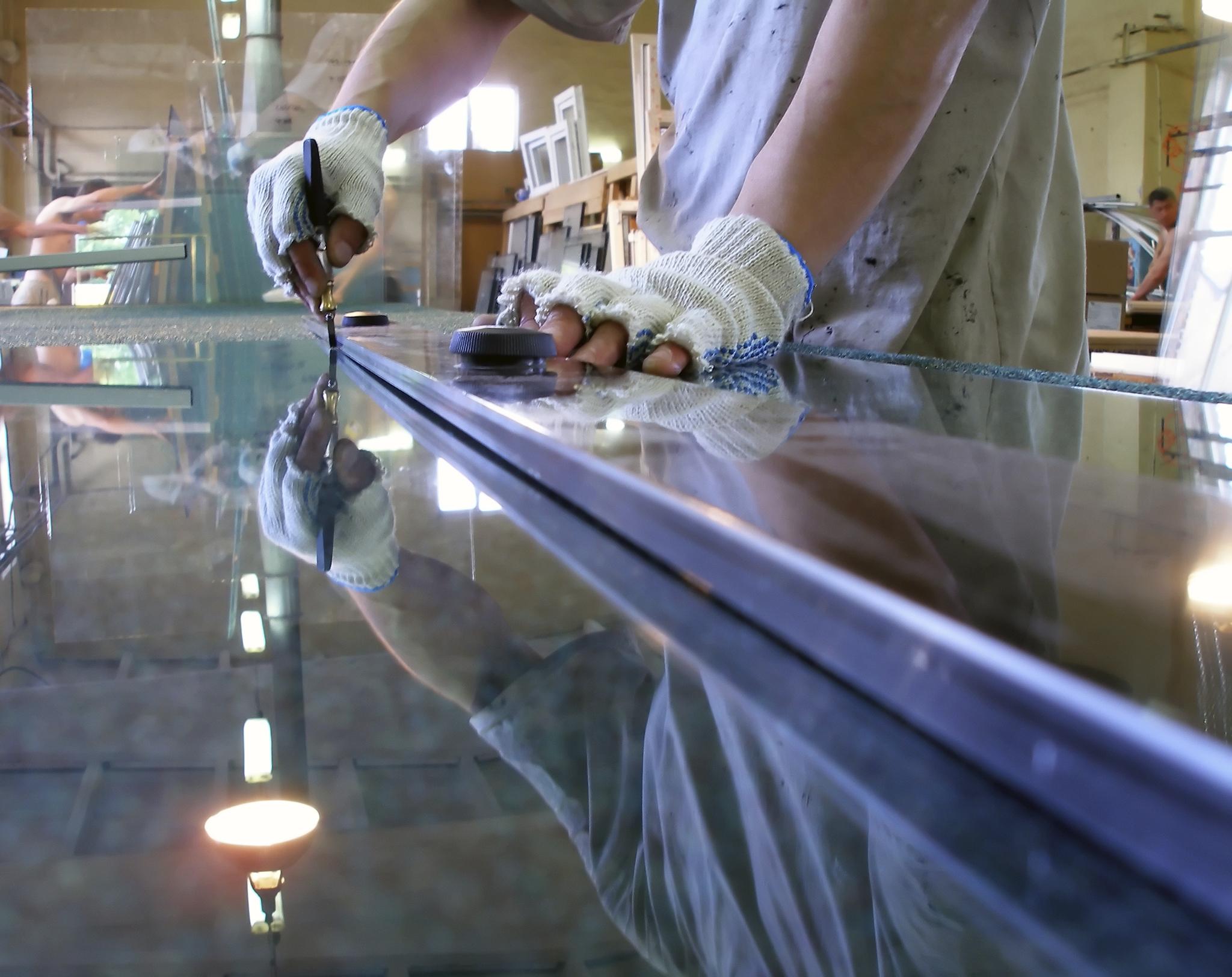 Wagenaar Glasmontage maakt glas op maat
